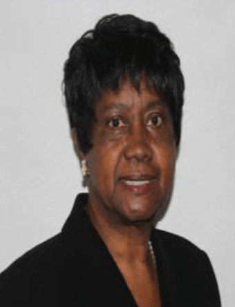 Deacon Helen Brown