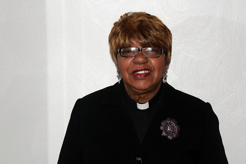 Rev. Vearnetta White
